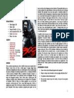 ANÁLISE DO FILME 300