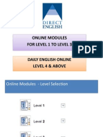 Daily English Online De
