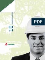 Pemex Anuario Estadistico 2010