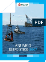Pemex Anuario Estadistico 2007