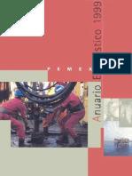 Pemex Anuario Estadistico 1999