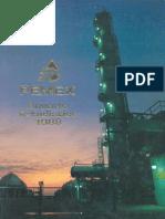 Pemex Anuario Estadistico 1988