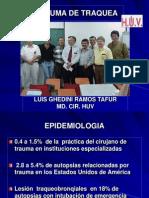 Norma - Trauma de Traquea - Dr Ramos