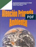 Ops Atencion Ambiental Primaria -1998