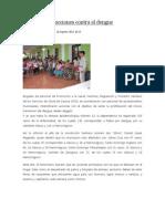 16/08/13 Newsoaxaca Refuerza SSO Acciones Contra El Dengue