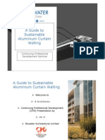 VEKA Group - A Guide to Sustainable Curtain Walling Final