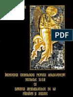Sorin Ullea – Încheierea cronologiei picturii moldovenesti secolele XV XVI cu datarea ansamblurilor de la Parhauti si Arbure
