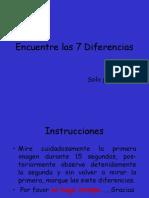 Encuentrelas7diferencias