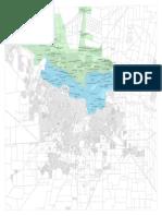 Mapa de Barrios Cba