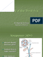 5. Disorders of the Thirst Axis