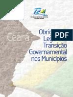Obrigações Legais na Transição Governamental nos Municípios