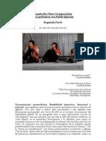 """Izquierda-Clase-Composición. Una polémica con Pablo Iglesias"" (Segunda Parte) Por Nicolás González Varela"