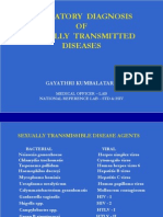 Laboratory Diagnosis of Sexually Transmited Diseases