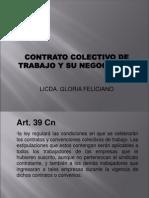 Contrato Colectivo 2010