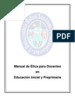 Manual de Etica Psicologia