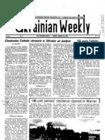The Ukrainian Weekly 1985-03