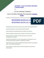 Tutorial Camtasia Studio- Como Usar Camtasia Studio 5-6-7