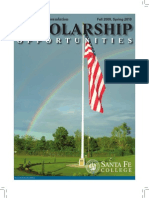 Santa Fe College Foundation Scholarships 2009-10