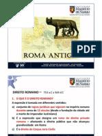 106151099 Direito Romano Ppt Modo de Compatibilidade
