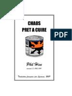 Chaos Prêt A Cuire - Phil Hine