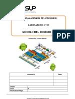 Lab 02 - Modelo Dominio - II