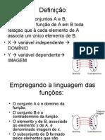 Matemática PPT - Aula Funções