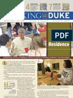 Working@Duke - June/July, 2009