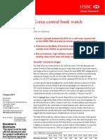HSBC Macro - Korea Economics