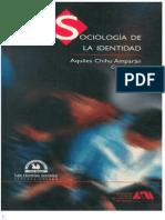 Sociología de la identidad. Aquiles Chihu Amparán