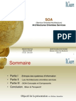 Cours SOA (Service Oriented Architecture)