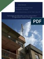 Technologies de l'information et de la communication (TIC) et fragmentation urbaine à Yaoundé