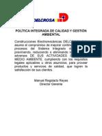 Politica Sig Modelo1