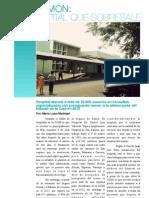 Reportaje - San Ramón Un hospital que sobresale