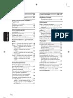 manual de instruções gravador de dvd