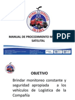 Manual Monitoreo