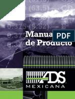 Manual de Producto ADS1