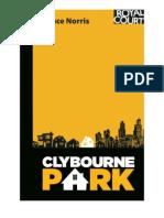 Clybourne Park - Scrript