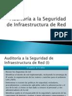 Auditoría a la Seguridad de Infraestructura de Red