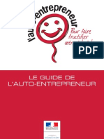Auto Entrepreneur Guide