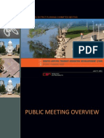 South Capitol District Planning Committee Meeting 071113