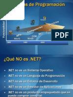 que es .net