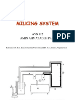 Milking System Note