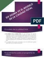 Six Sigma vs El Modelo de La Calidad