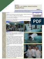 Informe Argentina Junio 2009