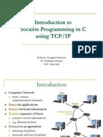 TCP/IP Sockets in C