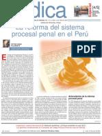 004 CÓDIGO PROCESAL PENAL PERUANO COOPERACIÓN JUDICIAL GARANTÍAS CONSTITUCIONALES
