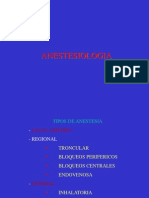 Anestesia Maxilofacial
