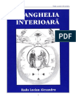 Evanghelia Interioara - Radu Lucian Alexandru - A5 - 371 Pag