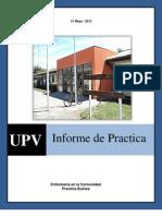 Hospital de Bulnes Practica