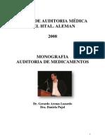 Audit. de Medicamentos